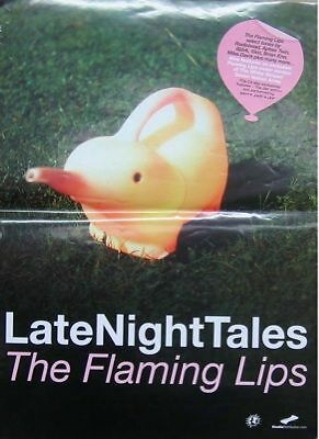 The Flaming Lips Poster, Late Night Tales (N5)