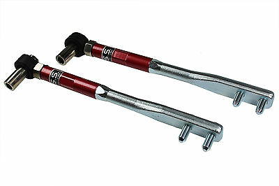 ZSS Front High Angle Tension Rods - Nissan S13