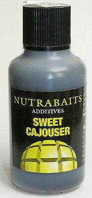 Nutrabaits Sweet Cajouser Additiv 50 ml - NEU