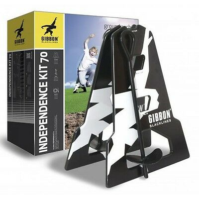 Slackline Gestell Independence Kit 70 von Gibbon