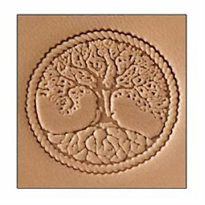 Tree of Life 3D Stamp 8686-00 by Tandy Leather