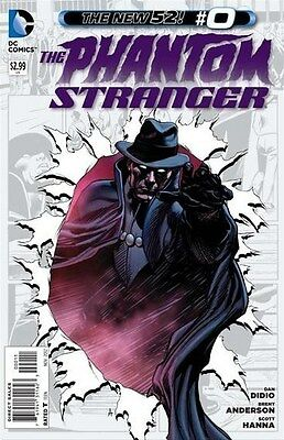Phantom Stranger Vol. 3 (2012-2013) #0