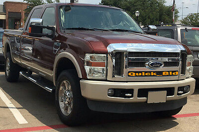 Fender Flares For 2008 2010 Ford F350 Super Duty Factory Style Wheel Protector 149 00 Picclick