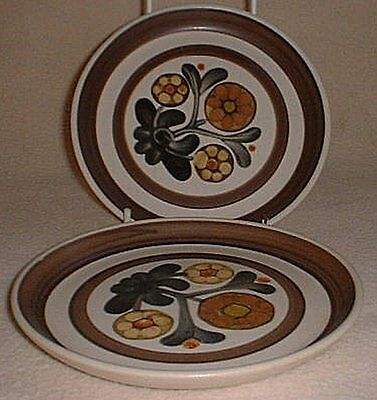Denby/langley Mayflower  Side Plate X 2   More Available
