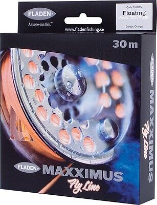 Maxximus WF 7 FLY LINE incl. 2 Loop Injunction