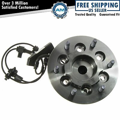 Front Wheel Hub & Bearing Driver Left LH for Chevy GMC Pickup Truck 2WD RWD