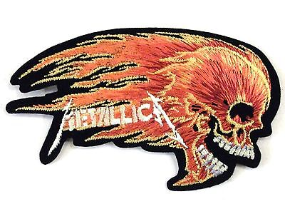 Metallica Patch Brode - Embroidered Patch