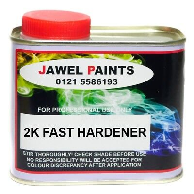 2K Car Paint Hardener Universal Ideal for Most Brands JAWEL FAST 500ml