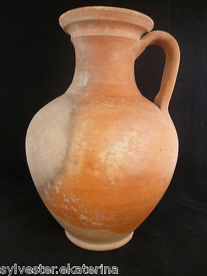 TOP !!!  Gallo -Roman Jug - 3e/4e Century Top  Qualitie , NO Restauration !!