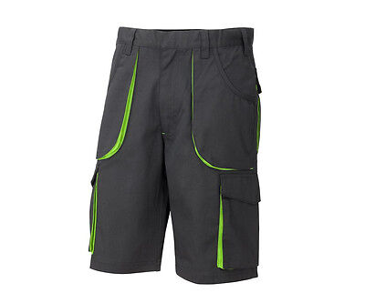 Arbeitshose WORKSHOP SHORTS Kawasaki Orginal Racing  M/L    028CLD0102