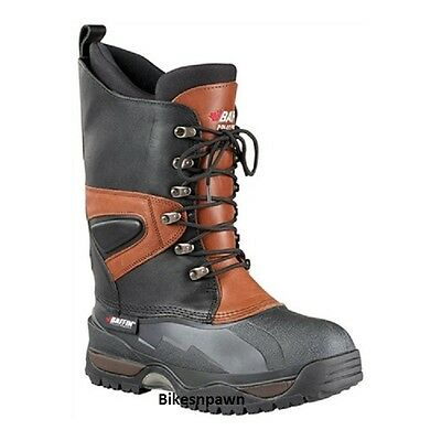 New Mens Size 14 Baffin Apex Leather Snowmobile Winter Snow Boots Rated -148F