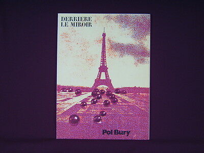 Art Catalogue-DLM 191-POL BURY-LITHOGRAPH-Derriere le Miroir-1969