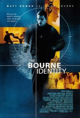Bourne Identity The Poster 24inx36in