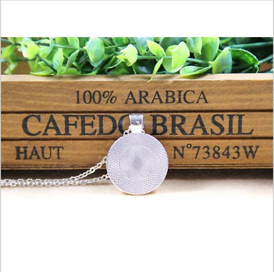 Iron Man Arc Reactor Glass Dome Silver necklace for women men Jewelry#T17