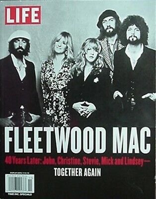Fleetwood Mac - 40 Years Later ( Life Special Edition) 2015
