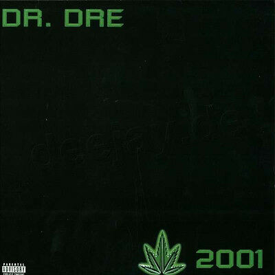"DR DRE 2001 LP 12"" Vinyl NEW Remastered"