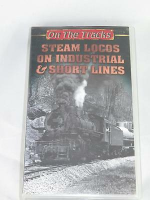 COLLECTABLE VHS VIDEO Railway Related Issues 1980s CHOOSE FROM SELECTION