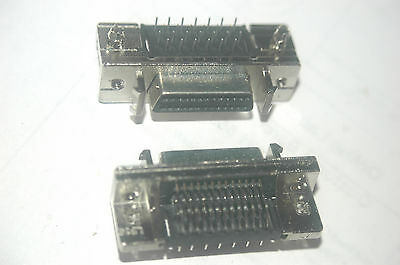 787082-2 AMP D-Sub 26-Pin Connector Quantity-2
