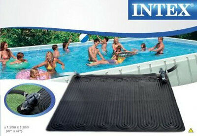 Intex Solar Mat Heater for above ground pools Suitable All Above Ground Pools x2