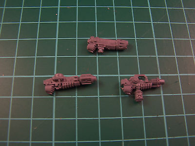 Space Marine Horus Heresy Tactical Legionary Special Weapons (bits)