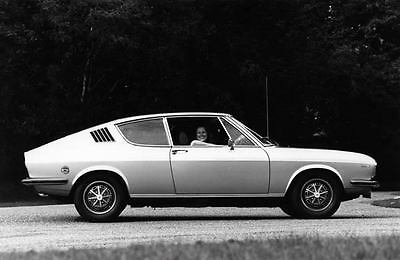 1974 1975 Audi 100 Coupe S Automobile Photo Poster zua3865-Q6F82O