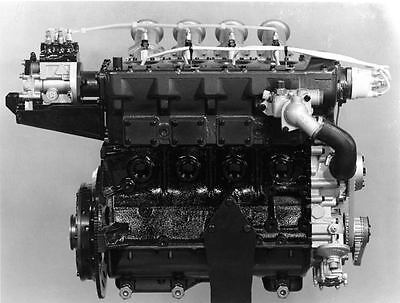 1976 Opel 2 Litre 16 Valve Rallye Engine Photo Poster zua3937-MDKA6L