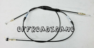 Snowmobile Extended Throttle Cable Ski Doo 03 - 10 Xp Chassis Summit Mxz Rev