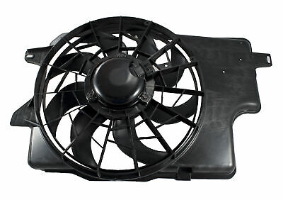 1994-1996 Mustang GT Radiator Electric Engine Cooling Fan, Shroud & Motor Unit