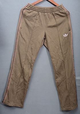 Adidas Pantalone Trousers 80's Casual Vintage Tg S  A804