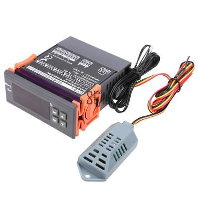 Digital Air Humidity Control Controller WH8040 Measuring Range Is 1% ~ 99% TXST