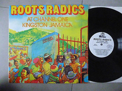 Roots Radics - At Channel One Kingston Jamaica, Canada, RI, LP, Vinyl: m-