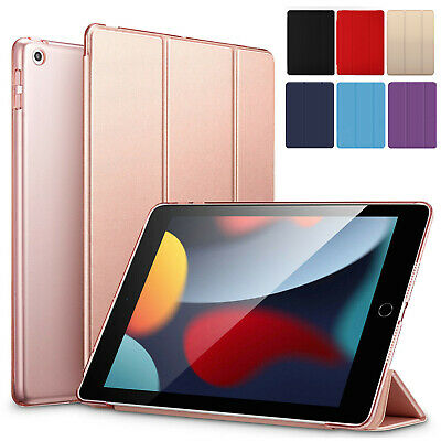 Hybrid Smart Stand Magnetic Leather Case Cover For APPLE iPad Air 4 3 2 Mini Pro