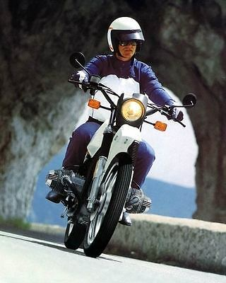 1981 BMW R80G/S Motorcycle Factory Photo c3973-MQDY1J
