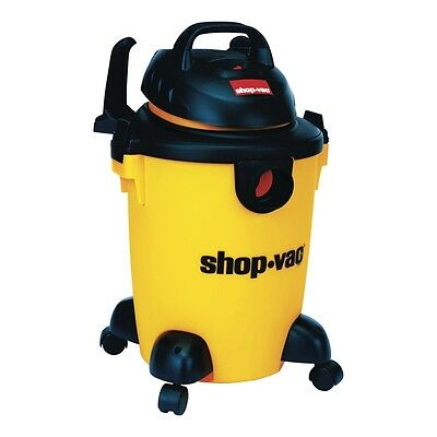 Shop Vac 5950600 Wet Dry Vacuum 6 Gallon 3 Peak HP