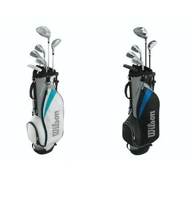 Wilson Golf 2016 Profile Junior Jr. Package Set Large Boy or Girl RH or LH