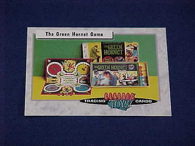 Classic Toys Trading Cards The Green Hornet Game