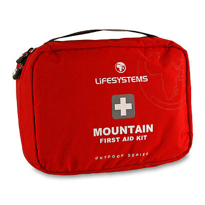 Lifesystems Mountain First Aid Kit - LV1045 Survival DofE