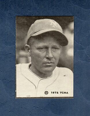 The 1930s [#8] Samuel R. DICK COFFMAN, N.Y. Giants (1972 TCMA) NM