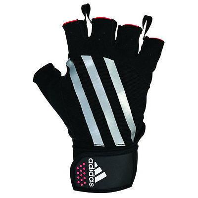 ADIDAS strength weightlifting gloves