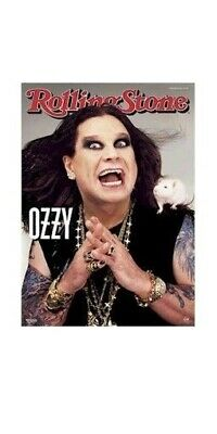 OZZY OSBOURNE POSTER ~ SHOULDER RAT 22x34 Music RS
