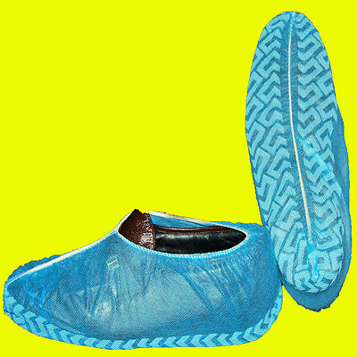 300 Disposable Shoe Covers non-skid / Real Estate / XL