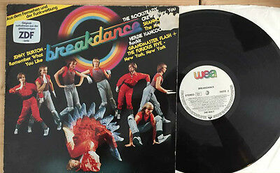 ZDF - Breakdance, LP, 1983, Germany, Vinyl VG++