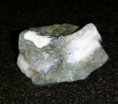 Good Luck Natural Raw Powerful Moss Agate From The Earth! Item A • CAD $5.05