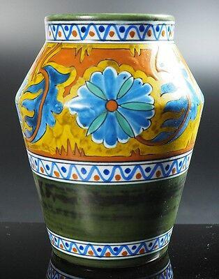 PZH Zuid-Gouda ANJER Decorated Vase