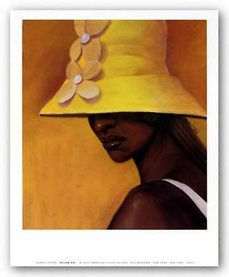 AFRICAN AMERICAN ART The Defender by Laurie Cooper 29x20 Teleky