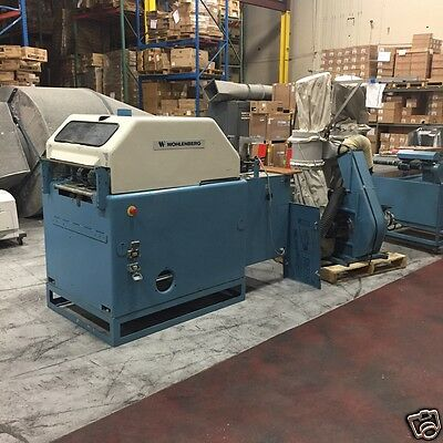 Wohlenberg Ts 12 Book Saw