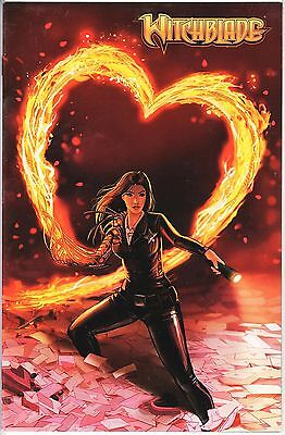 Witchblade No.180 / 2015 Linda Sejic Valentines Day Limited Variant Cover