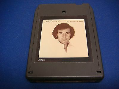 Neil Dimaond,8 Track Tape,TestedYou Don't Bring Me Flowers,Say Maybe,Remember Me