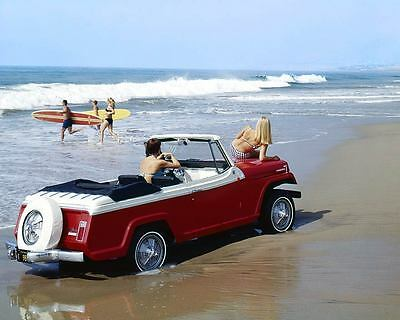 1967 Jeep Jeepster Factory Photo ua8618-8DOH5M