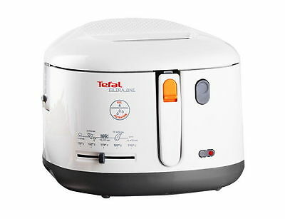 Tefal Fritteuse Filtra One 1,2 L Friteuse Frittöse Fritöse 1900 W weiss